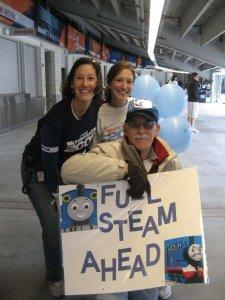 Walk for Autism Speaks @ Soldier Field in Chicago