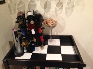 "Top ""Wine"" Shelf"