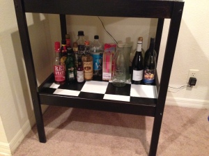 "Bottom ""Liquor"" Shelf"