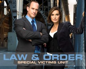 Of course there's a shot I could end up a story line on this show... but Det. Elliott Stabler is so worth it...