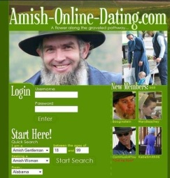 I don't understand how this is a thing... don't the Amish NOT USE electricity?  How are they using the internet...?