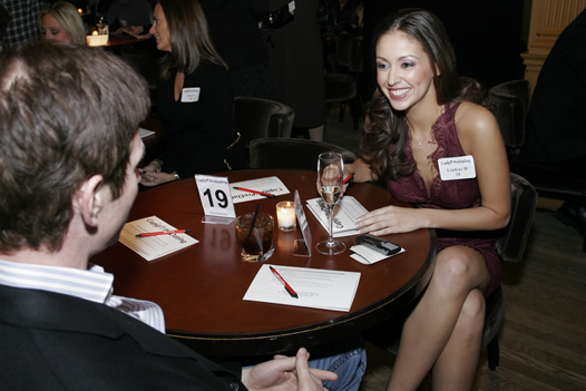 Questions to ask while speed dating